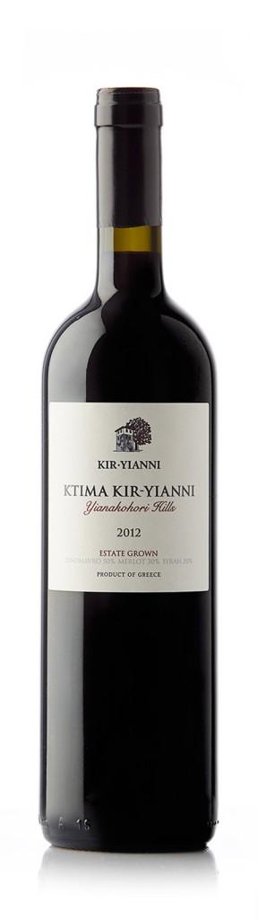 Ktima Kir-Yianni Collines de Yianakohori