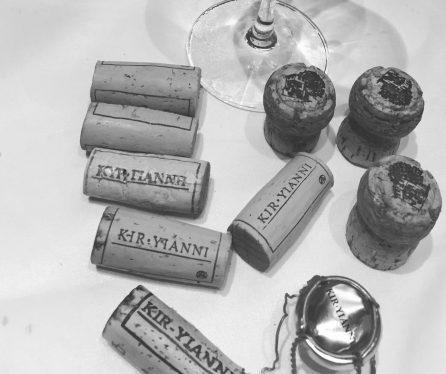 Kir-Yianni corks