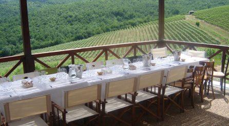 Kir-Yianni Balcony